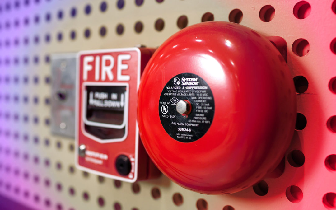 New Automatic Fire Alarm Procedure (AFA)