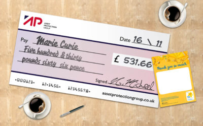 Marie Curie Donation
