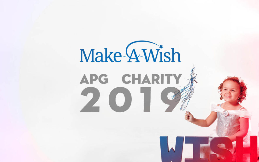 """""""Make-A-Wish"""" is our chosen Charity for 2019!"""